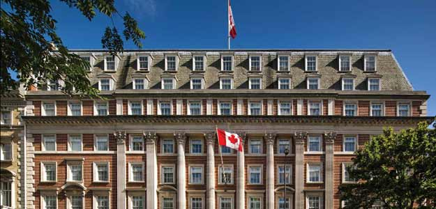 Lodha buys Canada's London embassy building for Rs 3300 crore