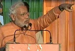 अब नरेंद्र मोदी ने महात्मा गांधी को कहा, 'मोहनलाल करमचंद गांधी'