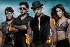 Dhoom 3 keeps the fire going at box office