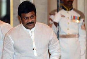 तेलंगाना मुद्दा : पर्यटन मंत्री चिरंजीवी ने सोनिया गांधी को भेजा अपना इस्तीफा