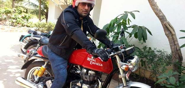 Why Eicher Motors' Siddhartha Lal Is Moving to UK