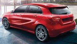 mercedes-benz a-class price in india (gst rates), images, mileage
