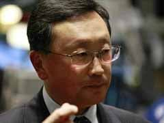 BlackBerry CEO hires another former colleague to drive turnaround