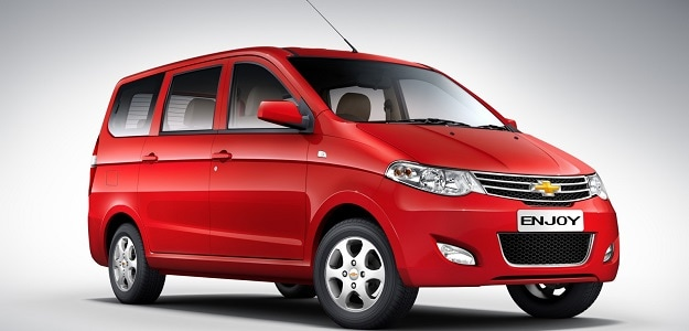 Review: Chevrolet Enjoy