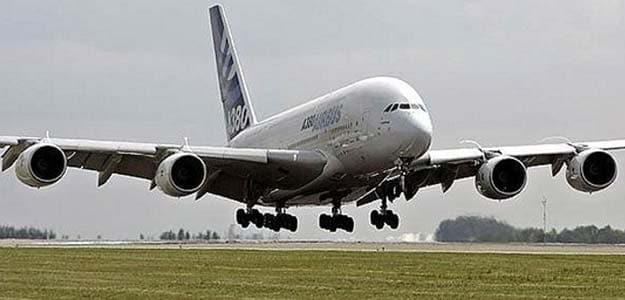 Airbus A380 superjumbos can now land at 4 airports