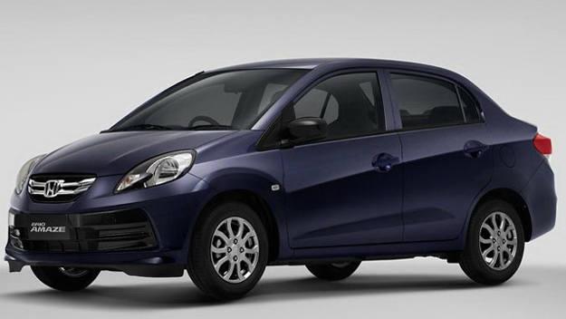 Honda Amaze Price In India Images Mileage Features Reviews
