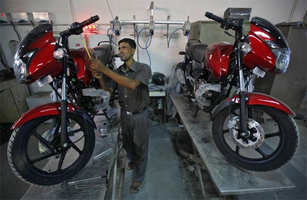 Bajaj Auto Falls on Poor February Sales Numbers