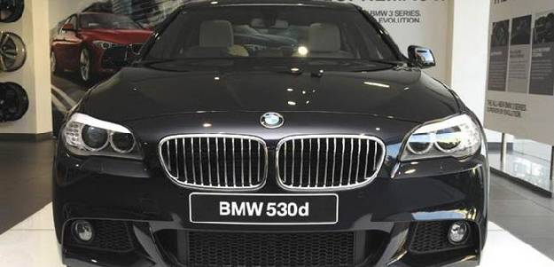 Review Bmw 530d M Ndtv Carandbike