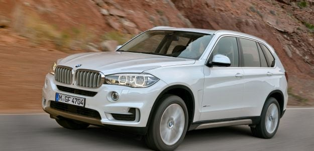 Review: BMW X5