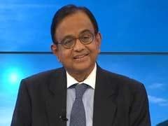 Emotional Chidambaram Bids Adieu to Finance Ministry