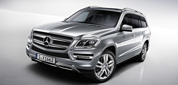 review mercedes benz gl 350 ndtv carandbike. Black Bedroom Furniture Sets. Home Design Ideas