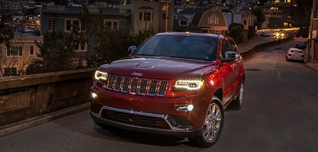 Review: Jeep Grand Cherokee