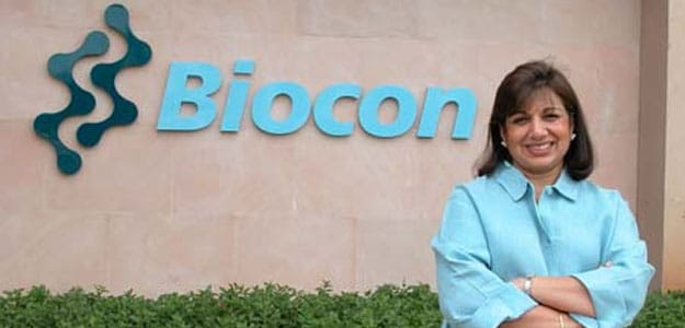 Biocon Posts 23% Rise in Q1 Profit