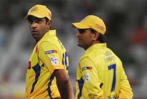 आईपीएल-7 के लिए सुपर किंग्स में बने रहेंगे धोनी, रैना, अश्विन, जडेजा और ब्रावो