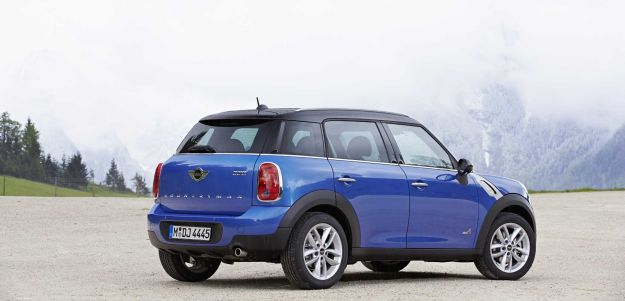 Review: MINI Countryman Diesel