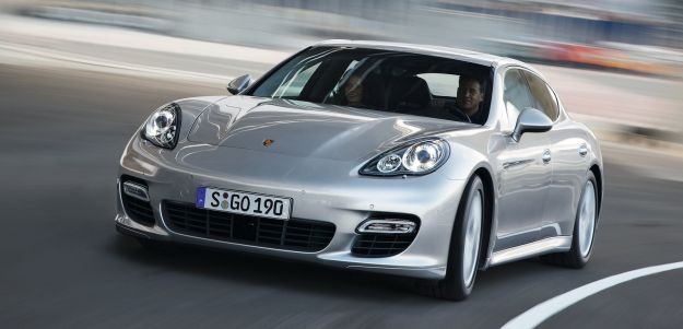 Review: Porsche Panamera facelift