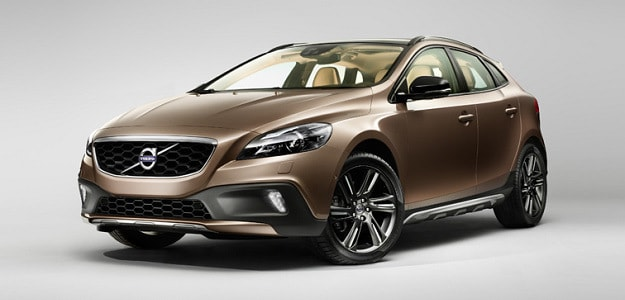 Review: Volvo V40 Cross Country