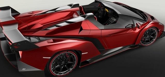 Lamborghini Veneno Roadster Unveiled On Naval Ship Ndtv Carandbike