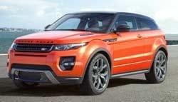 Land Rover reveals the Range Rover Evoque Dynamic