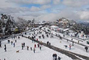 वैलेंटाइन-डे पर शिमला, मनाली में हिमपात