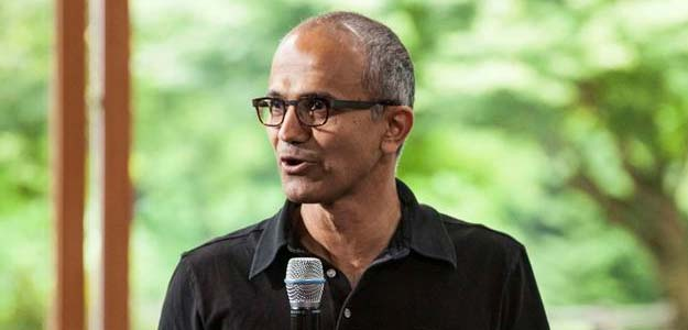 Satya Nadella outran better-known candidates for Microsoft CEO