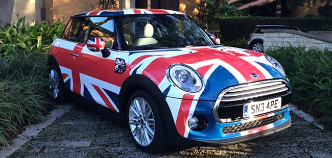 First Look: New MINI Cooper