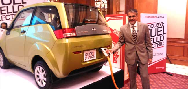 Mahindra Reva Revises Price Of The To Rs Lakhs Ndtv
