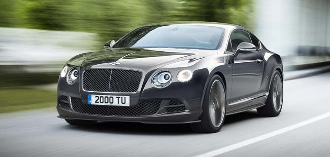 Geneva Motorshow Preview: Bentley to launch updated Continental GT Speed and Flying Spur
