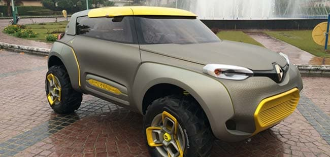 First Drive: Renault KWID Concept