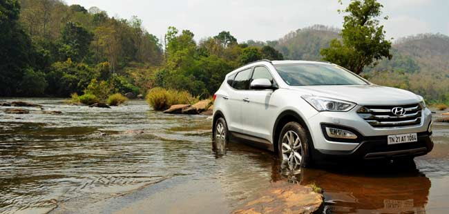 2014 Hyundai Santa Fe First Drive Review