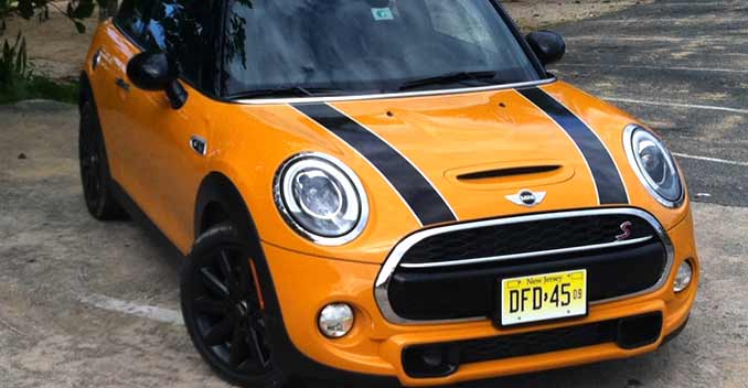 3rd generation MINI Cooper is everything MINI and more still