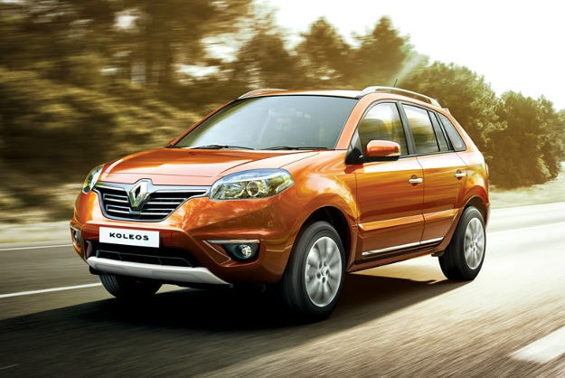 Renault Koleos facelift launched at &#8377 22.33 lakh