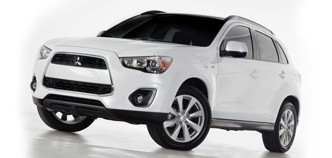 mitsubishi recalls outlander sport over airbags defect. Black Bedroom Furniture Sets. Home Design Ideas