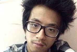 दिल्ली में अरुणाचल के छात्र की मौत के विरोध में प्रदर्शन