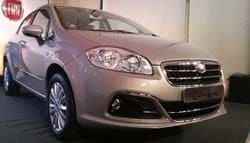 Fiat Linea facelift launched at Rs. 6.99 lakh