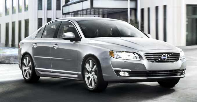 2014 Volvo S80 facelift to be launched on March 19th