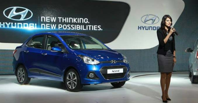 Exclusive - Hyundai Xcent set to launch in March second week