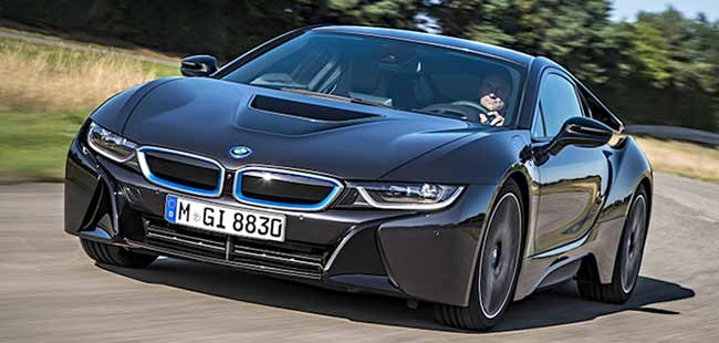 Bmw I8 Production Begins From April Deliveries To Start In June