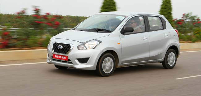 Datsun GO - deliveries start from March 15