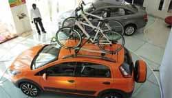 Fiat Avventura to Take on Toyota Etios Cross and VW Cross Polo