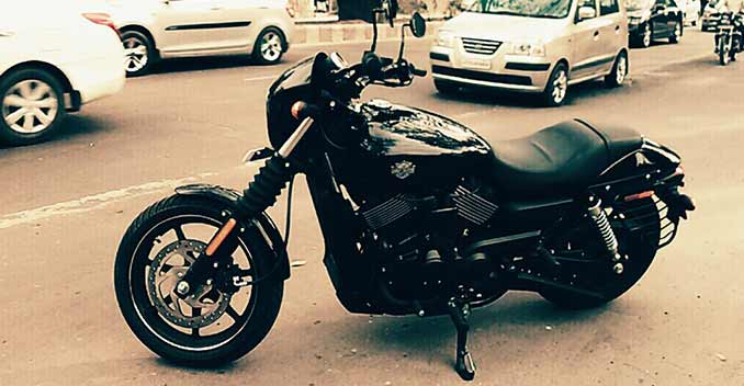 review made in india harley davidson street 750 ready to rumble ndtv carandbike. Black Bedroom Furniture Sets. Home Design Ideas