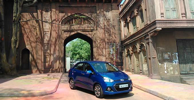 First Drive - Hyundai Xcent