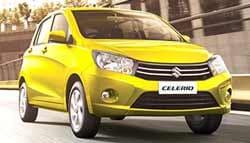 Maruti Suzuki Celerio ZXI Automatic Launched