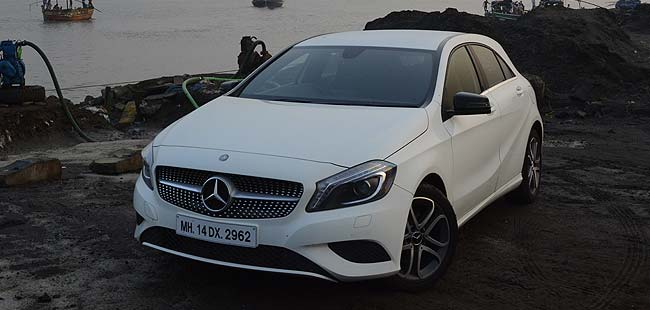 Review: Mercedes-Benz A Class