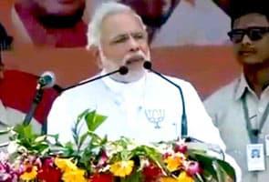 नरेंद्र मोदी का राहुल गांधी पर पलटवार, बोले, कांग्रेस का गुब्बारा तो उड़ा ही नहीं