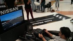 The Nissan GT Academy comes to Mumbai