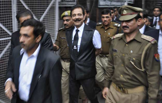 Subrata Roy to remain in jail as Sahara struggles to find Rs 10,000 cr