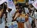 आंध्र प्रदेश में राष्ट्रपति शासन, तेलंगाना विधेयक पर राष्ट्रपति की मुहर