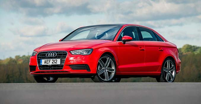 Audi A3 Sedan - Everything You Want to Know