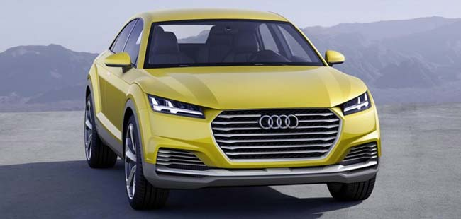 Audi Q SUV Things We Know NDTV CarAndBike - Audi q4